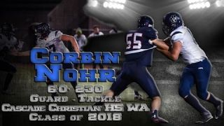 Corbin Nohr Mid-Season Sophomore Highlights Cascade Christian HS, WA - IGR Sports