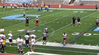 Cameron Norris - 2016 Columbia Football Prospect Camp 7-18-16