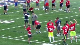 Cameron Norris - 2016 Richmond Football Prospect Camp 7-15-16