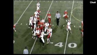 Cameron Norris - 2016 Juniata vs. Central Highlights 11-19-16